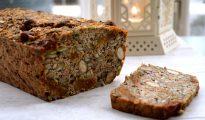 Gluten-Free Fig Loaf