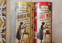 Cake Mix Tubes on AGA 1