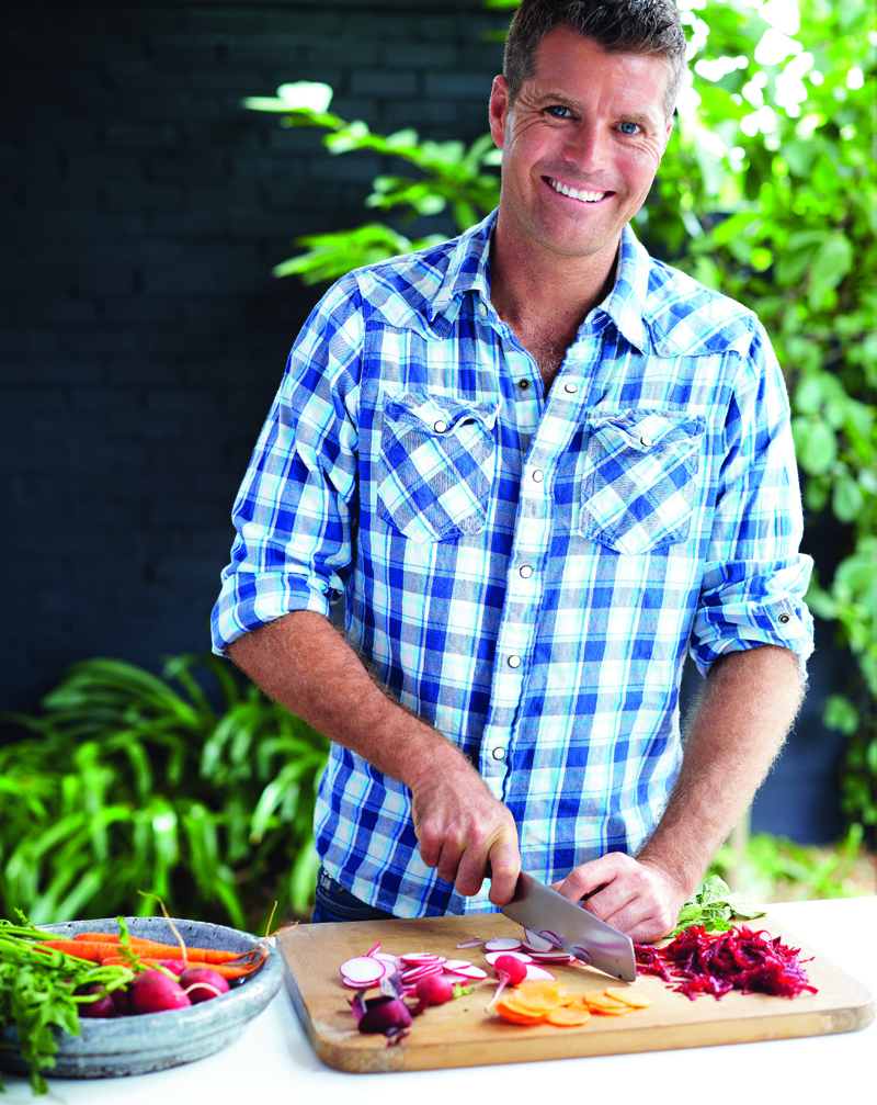 table talk pete evans free from heaven gluten free heaven. Black Bedroom Furniture Sets. Home Design Ideas