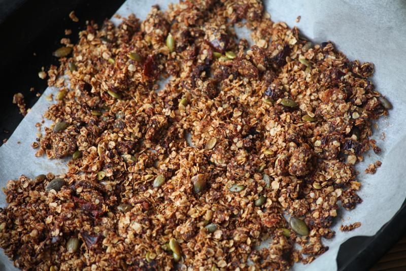 Mira Manek granola2