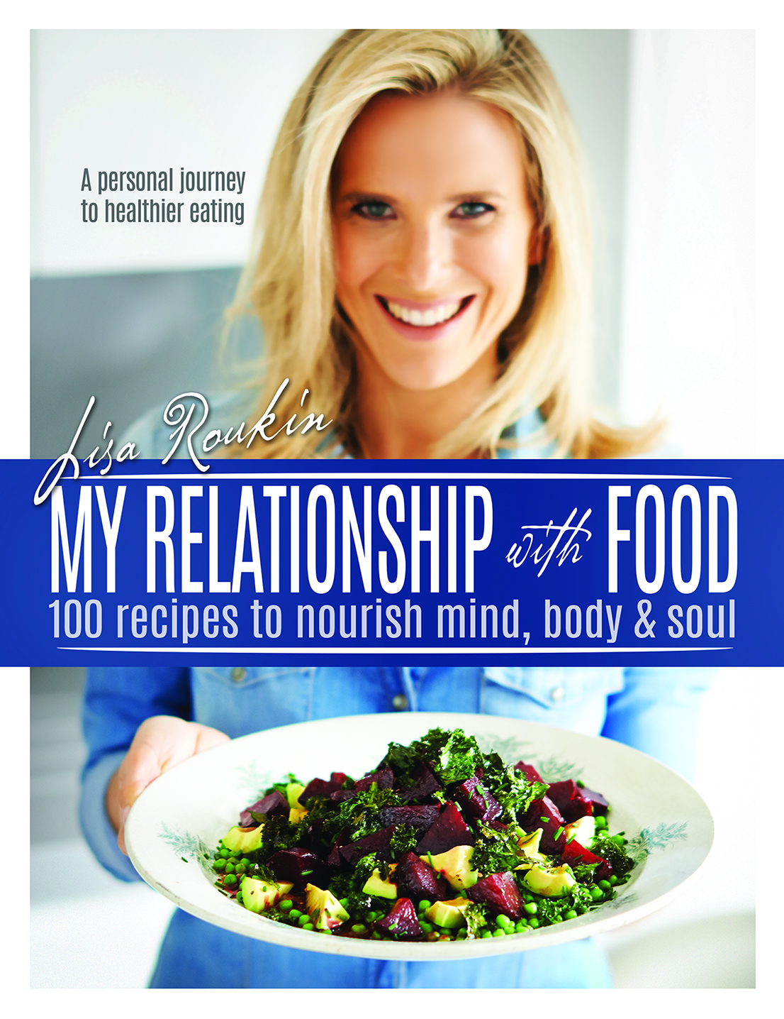 My Relationship with Food Front Cover