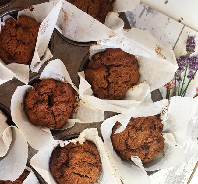 protein muffins