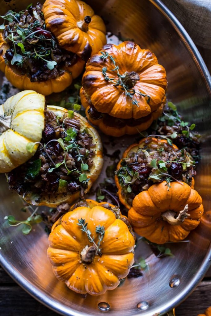 Nutty-Wild-Rice-and-Shredded-Brussels-Sprout-Stuffed-Mini-Pumpkins-6