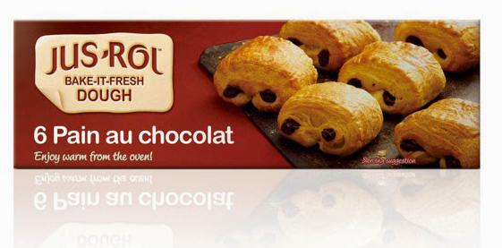 Jus Rol Pain au Chocolat