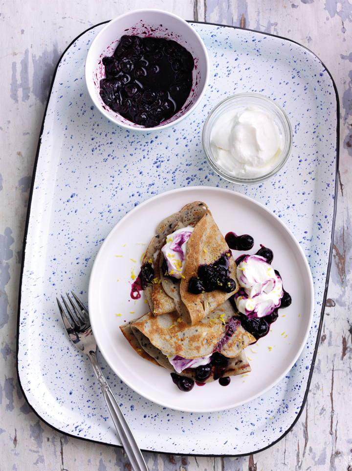 Blueberry-Buckwheat-Crepes-with-Greek-yoghurt-and-Blueberry-Lemon-compote-2