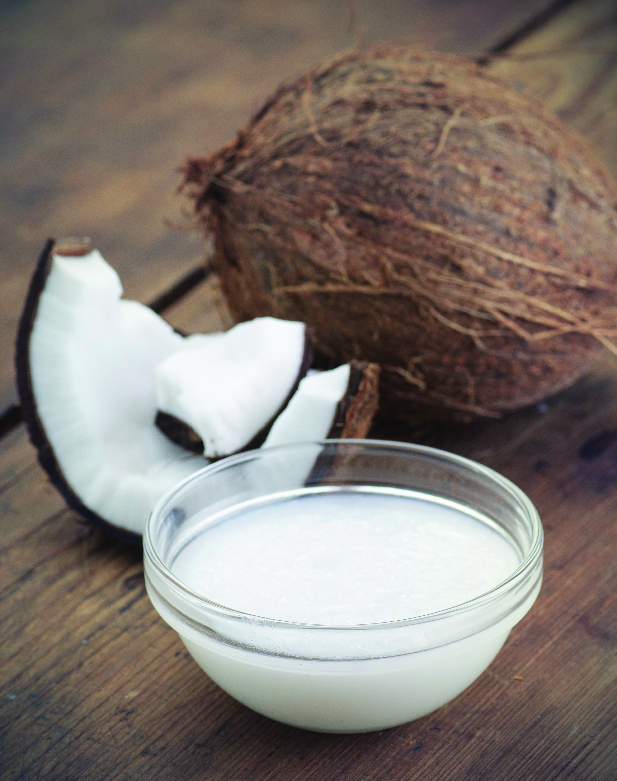 How To Use Coconut Oil In Baking Cakes