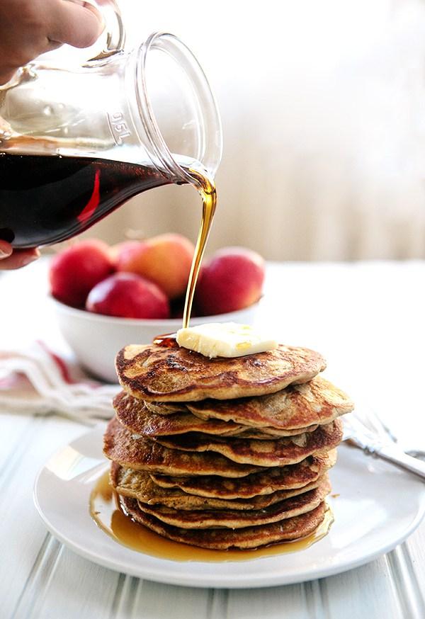 gluten-free pancake recipe