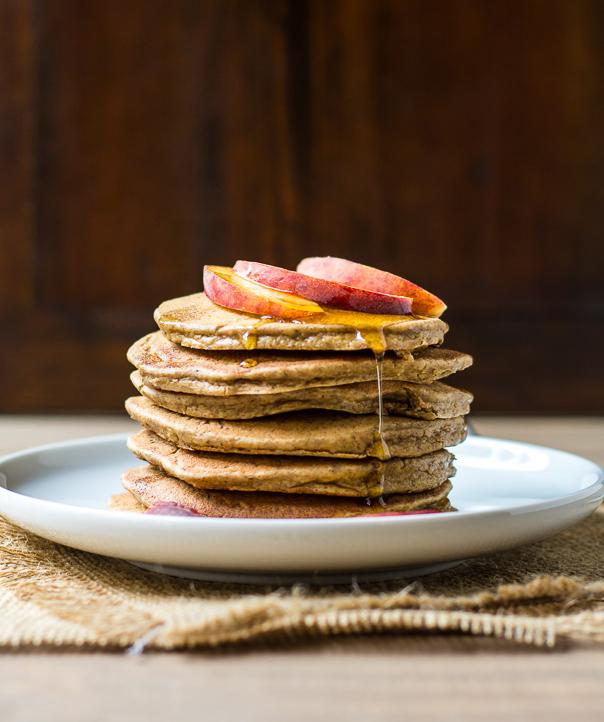 vegan pancake recioe