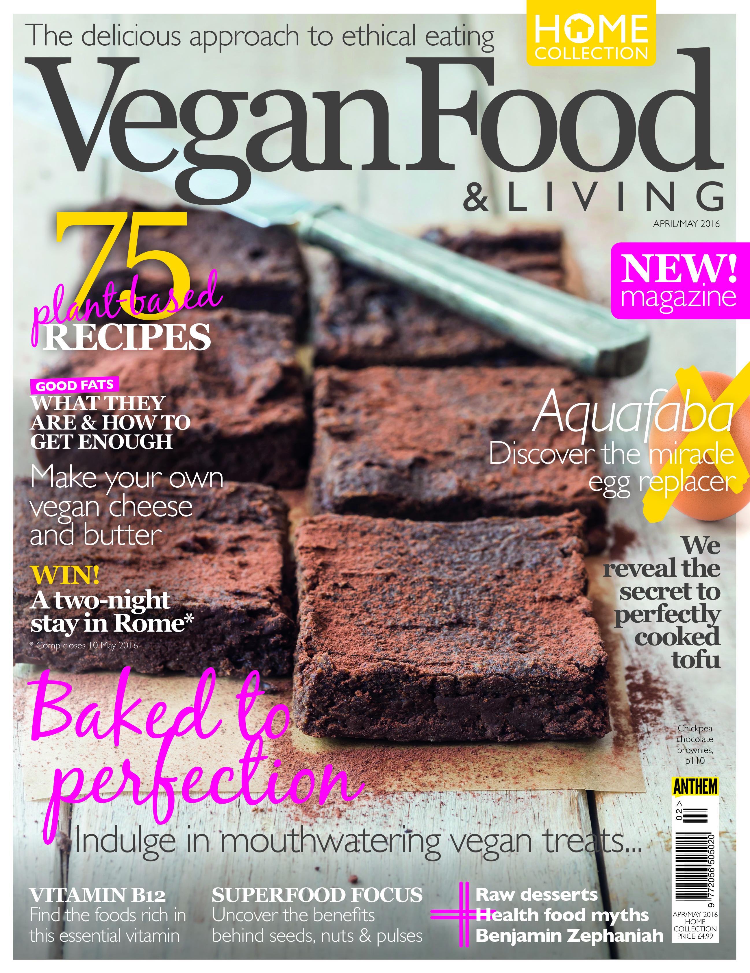 Vegan food living aprilmay on sale now vegan food living vegan food living aprilmay on sale now forumfinder Gallery