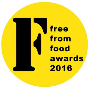 FreeFrom Food Awards Logo 2016