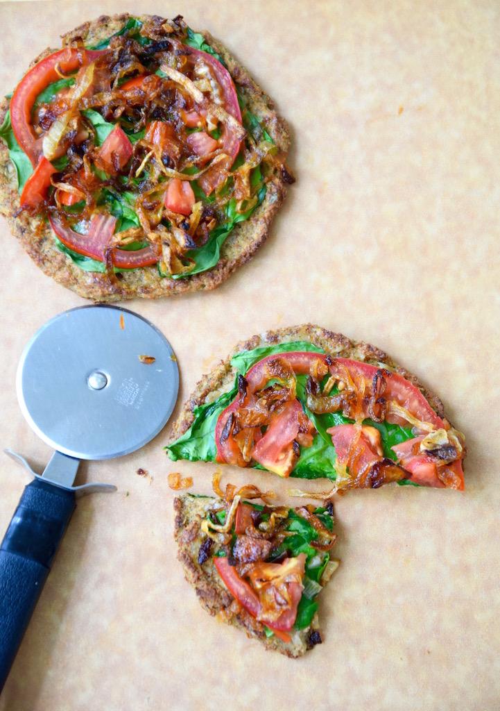 Gluten+Free+Cauliflower+Crust+Veggie-tastic+Pizza+-+Tasting+Page