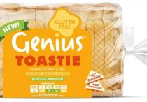 genius gluten free toastie