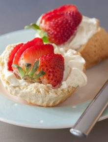 dairy-free scones
