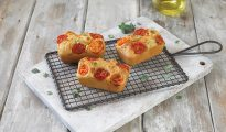 Gluten-free Italian mini loaves