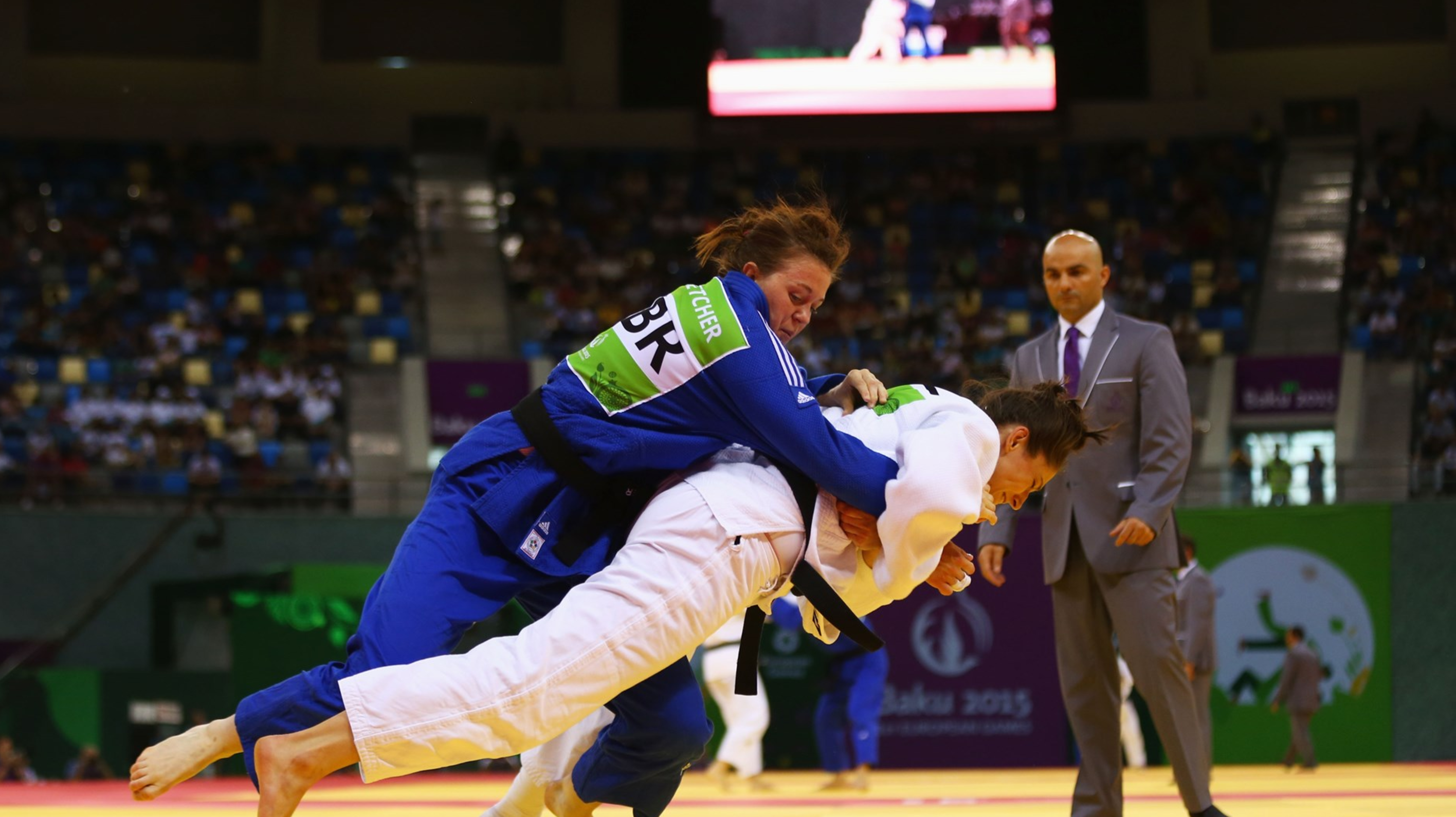 Judo champ Megan Fletcher tells us how her diet meets her training needs...