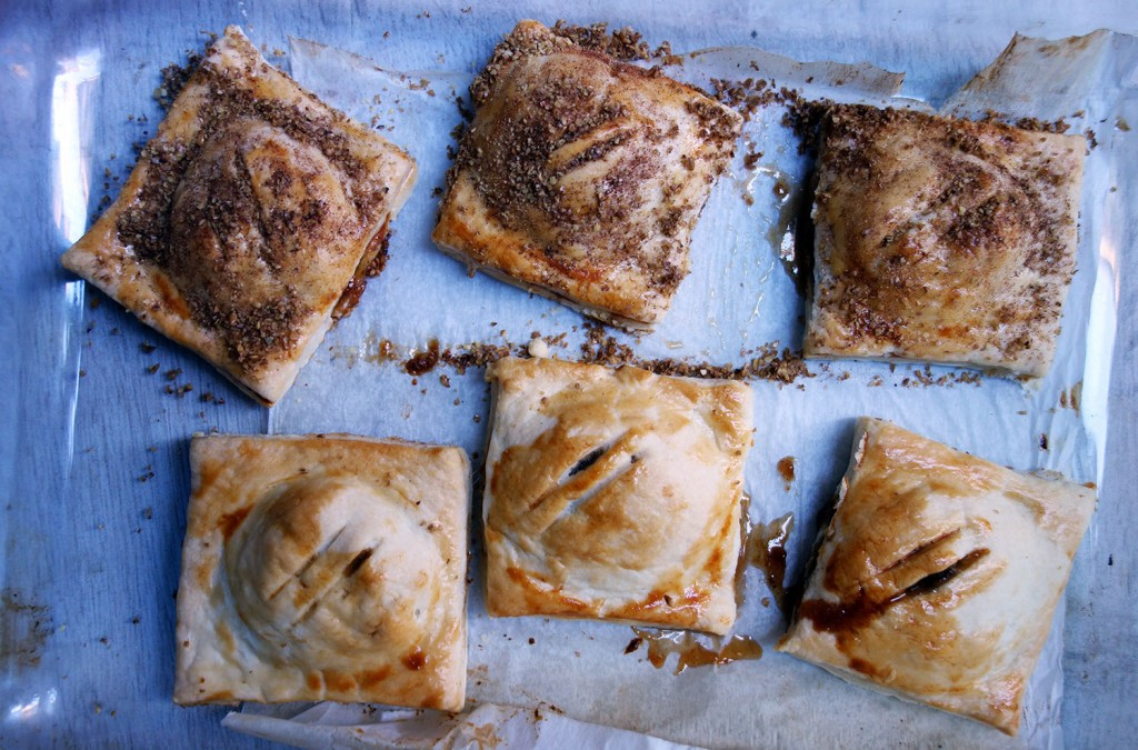 Mince pie baked Pop Tarts