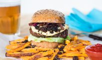 gluten-free burger recipes
