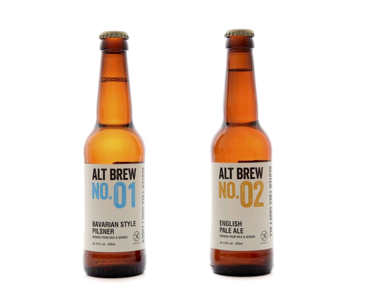 Brewery launches gluten-free beer made from quinoa ...