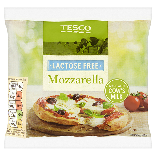 Tesco Launch A New Range Of Lactose Free Products