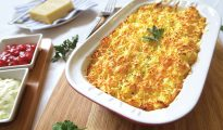 The ultimate gluten and dairy-free fish pie
