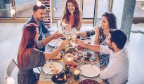 Top tips for throwing a free-from dinner party