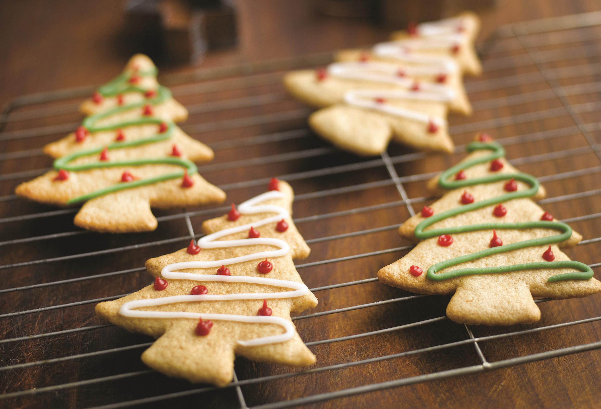 Gluten Free Gingerbread Biscuits