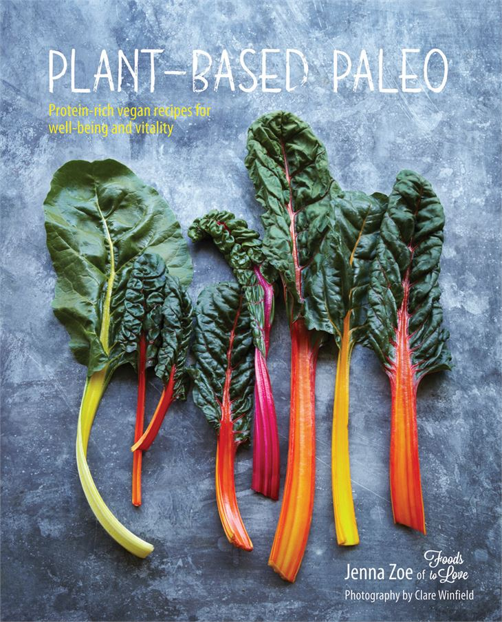 WIN! A copy of the Plant-based Paleo cookbook!
