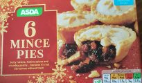 Asda release vegan mince pies in time for Christmas