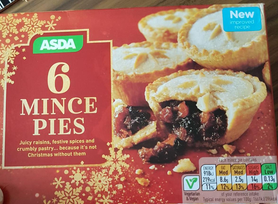 Asda Christmas Food