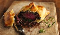 Gluten-free beef Wellington recipe