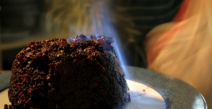 The best gluten-free Christmas pudding