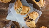 The world's oldest Cornish pasty maker launches gluten-free pasties