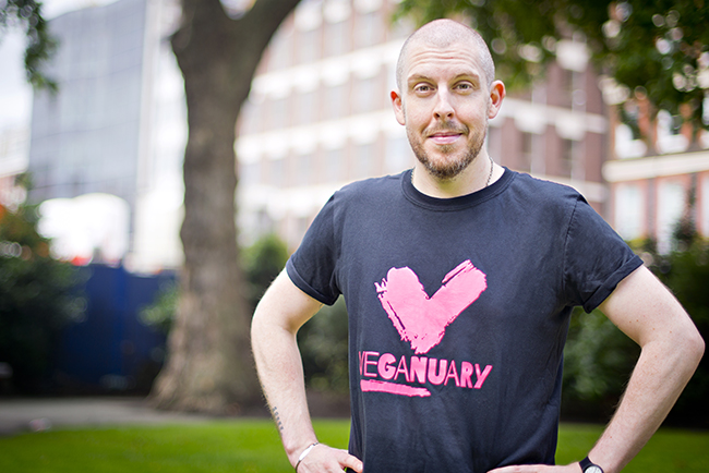 Could you try going vegan this January?