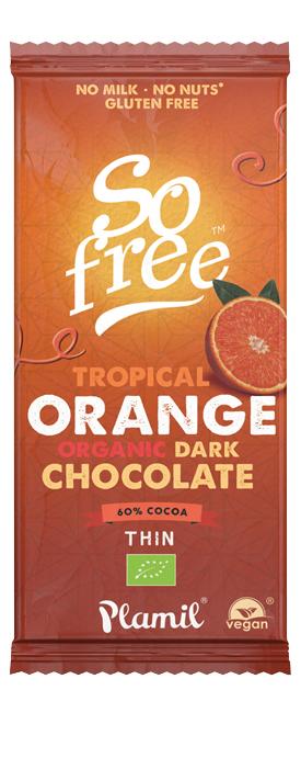 Dairy-free chocolate taste test