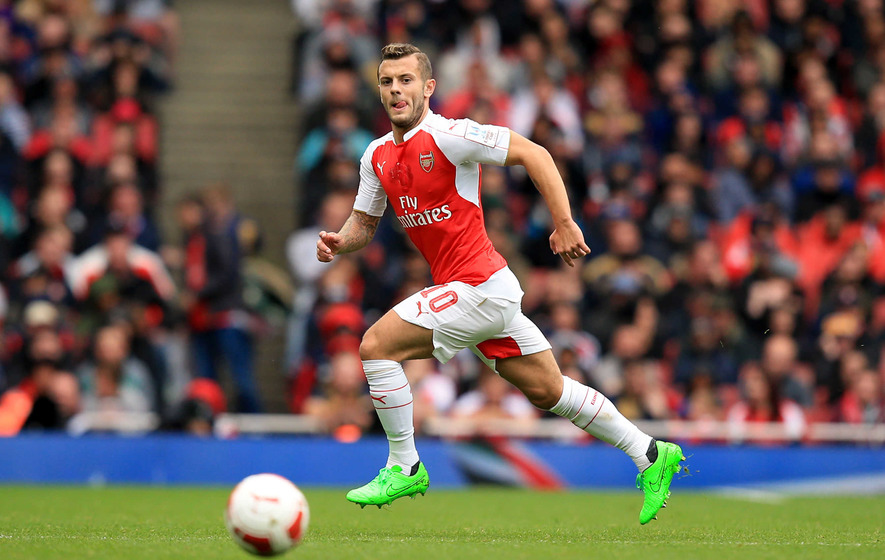 Footballer Jack Wilshere reveals how a gluten and dairy-free diet helped get him in peak physical condition