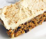 No-bake vegan carrot cake