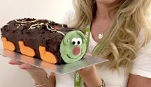 asda gluten-free caterpillar cake