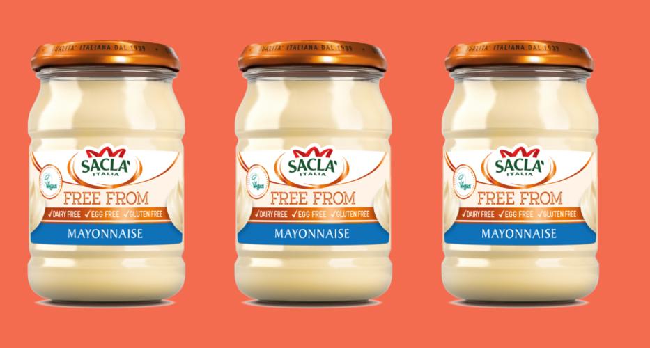 sacla vegan mayonnaise