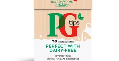 pg tips dairy-free