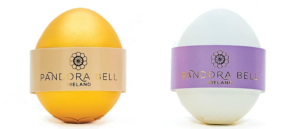 zero waste easter egg