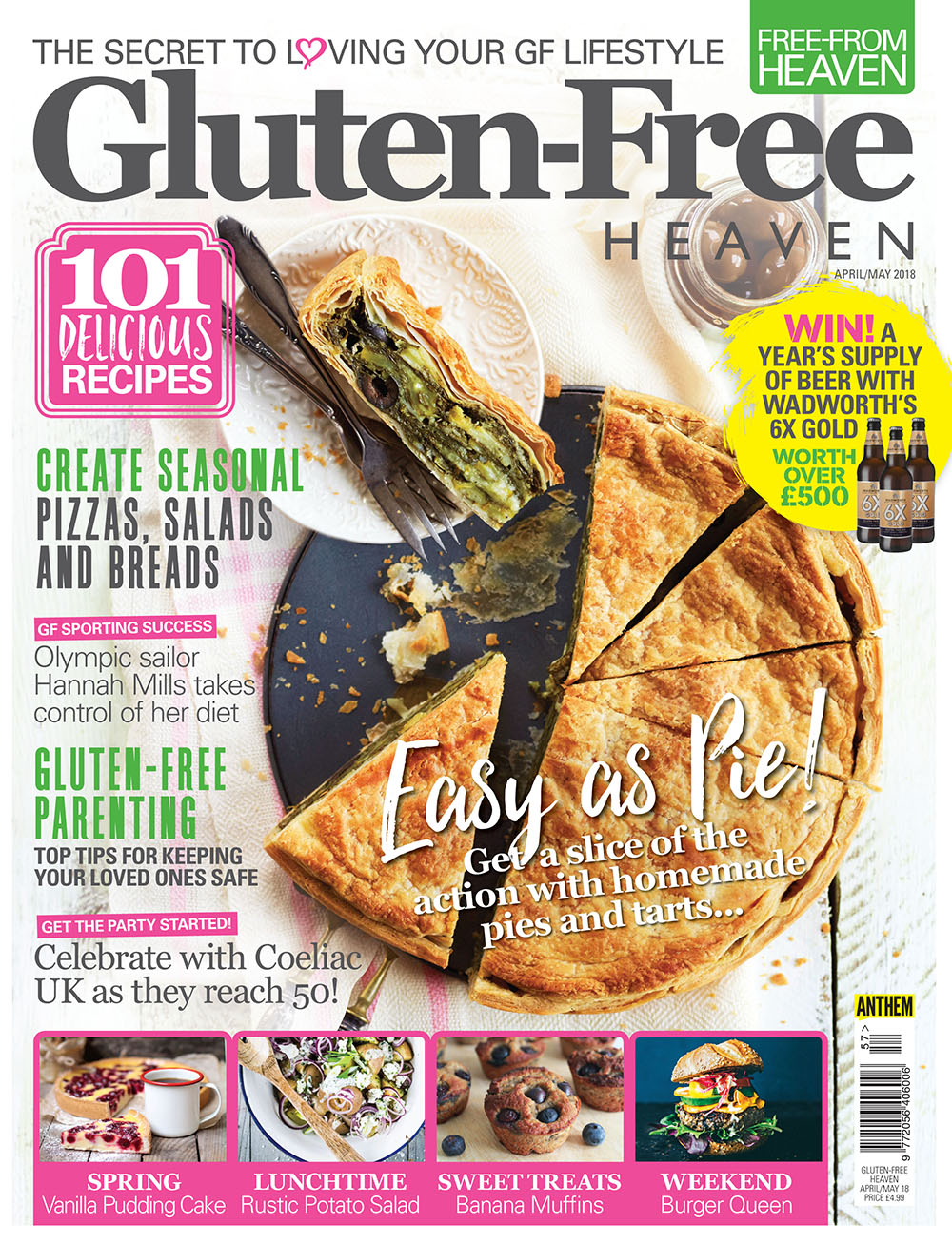 Gluten-Free Heaven April/May 2018