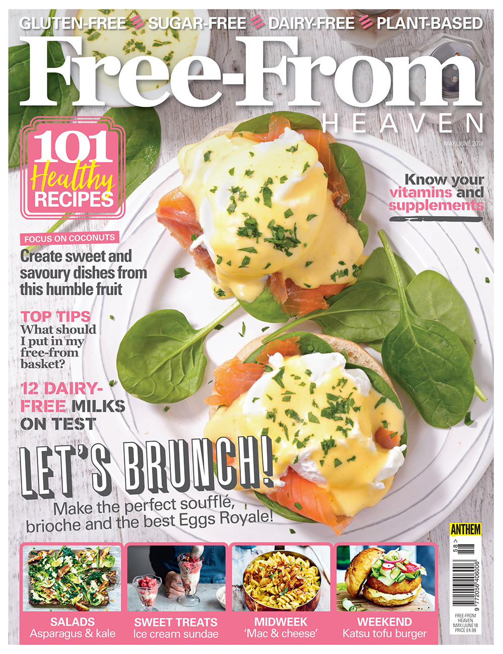 Free-From Heaven May/June 2018