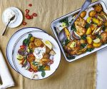 gluten-free chicken traybake
