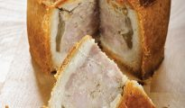 Gluten-free pork pie recipe