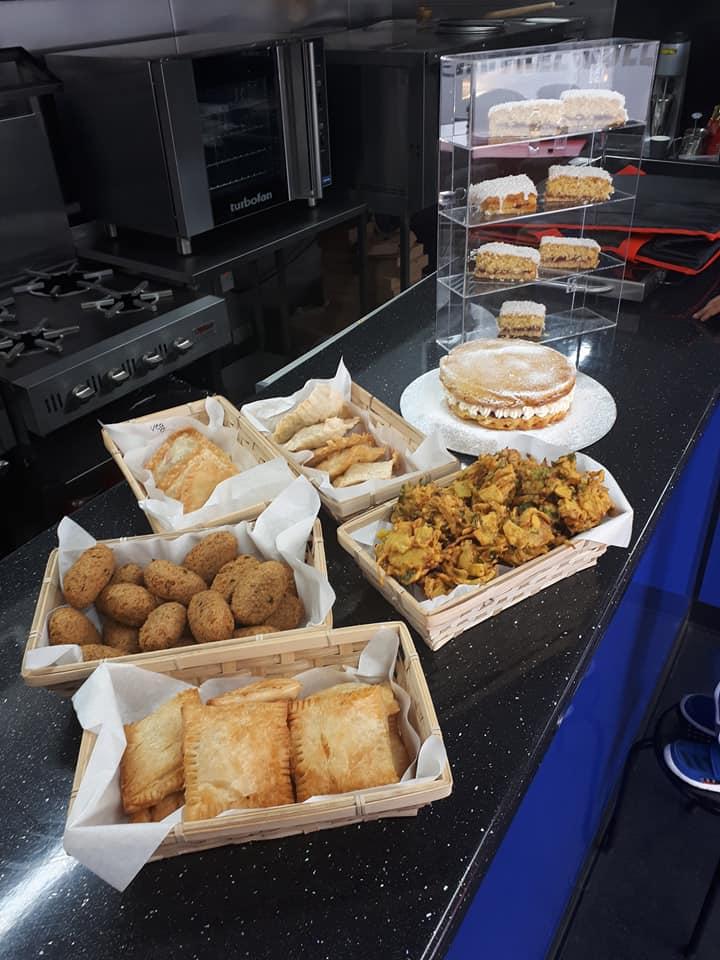 gluten-free takeaway Huddersfield