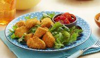 Gluten-free chicken bites