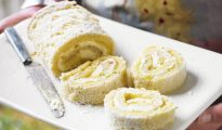 Almond roulade with lemon and elderflower cream.jpg