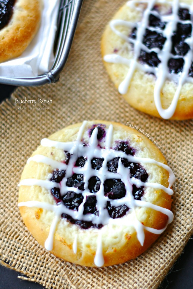 gluten-free pastry recipes