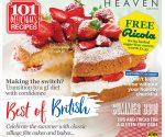 Gluten-Free Heaven August 2018