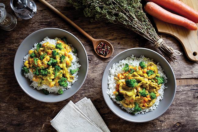 gluten-free ready meals